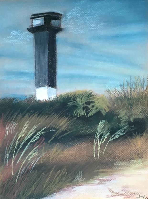 Baby Sullivan's lighthouse
